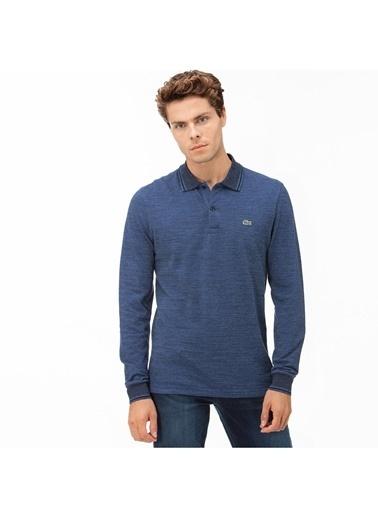 Lacoste Sweatshirt Mavi